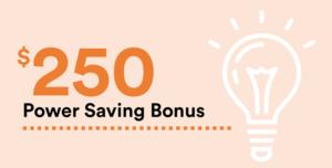 Power Saving Bonus